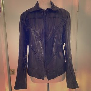 Coolest Wilson's Leather Jacket